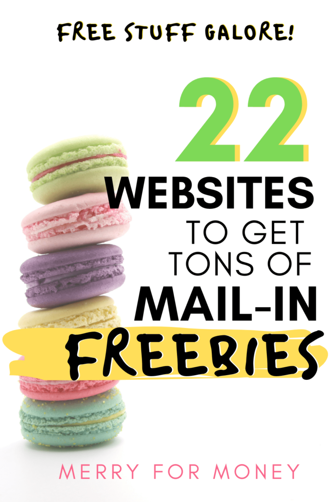45 ways to get totally free baby stuff & samples (by mail.